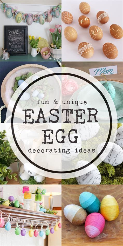 easter egg decorating pinterest easter egg decorating ideas our southern home