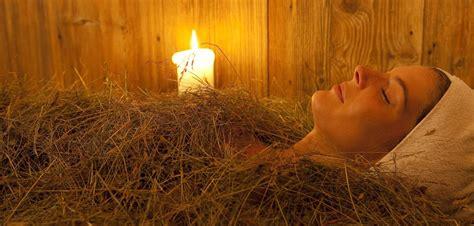 bagni di fieno bagni di fieno quando il benessere viene dalle erbe di