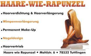 Haare Wie Rapunzel Tuttlingen by Versicherungsb 252 Ro Wichert