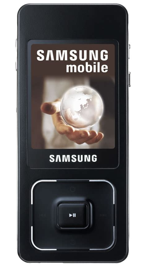 Samsung Unveils At Ces 2007 by Ces 2007 Samsung Dual Screen Ultra Phone Sgh F300