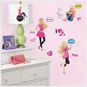 Barbie Wall Stickers Barbie Doll Wall Decals Big Room Decor Sticker Sets