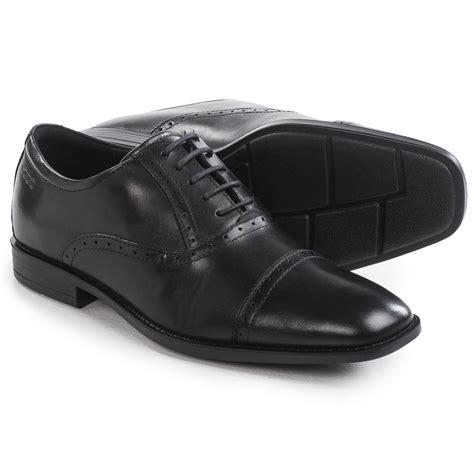 tie shoes ecco edinburgh cap toe tie shoes for save 61
