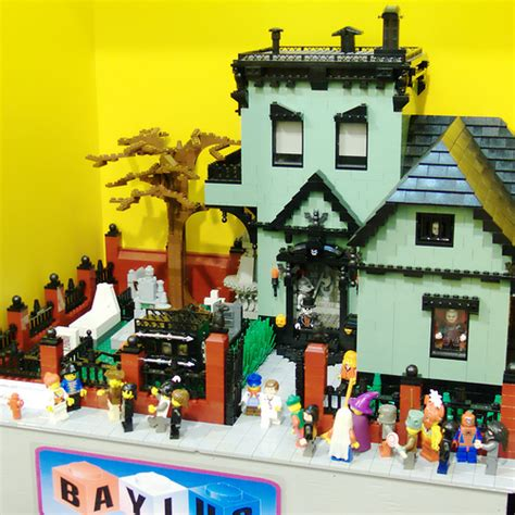 buy lego haunted house build a scary lego haunted house for halloween trying out toys