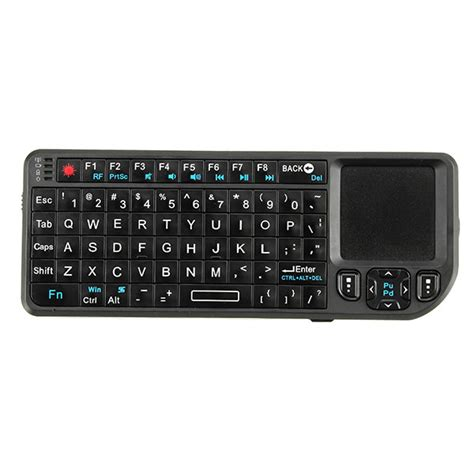 Pointer Keyboard Mouse wireless mini keyboard airmouse touchpad pointer presenter