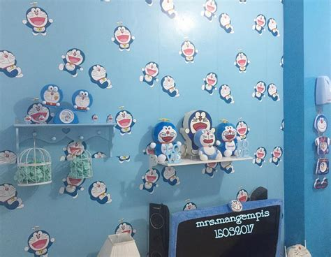 wallpaper dinding doraemon murah 109 wallpaper dinding kamar doraemon wallpaper dinding