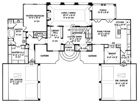 Mansion Blueprints | 5 impressive mansion blueprints interior design inspiration