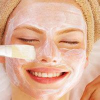 Masker Wajah Di Salon masker wajah