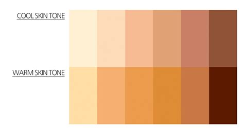 color tone how to find your skin tone like korean wome