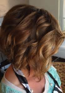 back view wavy bob for thick hair 2015 30 stacked a line bob haircuts you may like pretty designs