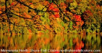 minnesota colors shore fall colors fall color reports for the