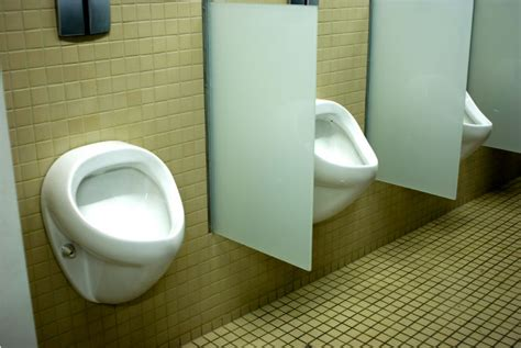 Divider Design by Urinal Partitions