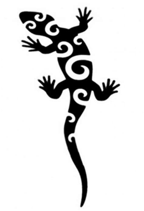 gecko stencil for tattoo spray tattooforaweek com