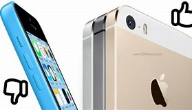 Image result for iPhone 5c Gsm Arena. Size: 279 x 160. Source: www.gsmarena.com