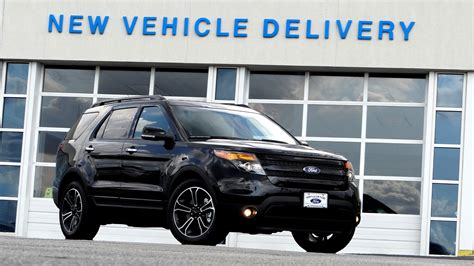 2014 Ford Explorer Msrp by 2014 Ford Explorer News Reviews Msrp Ratings With