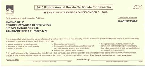 Florida Records Exemptions List Verification Ohio Resale Certificate The Knownledge