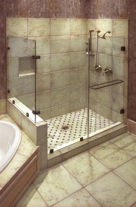 Modern Badezimmer Design 2358 by Mooie Royalty Vrije Stock Afbeelding Afbeelding