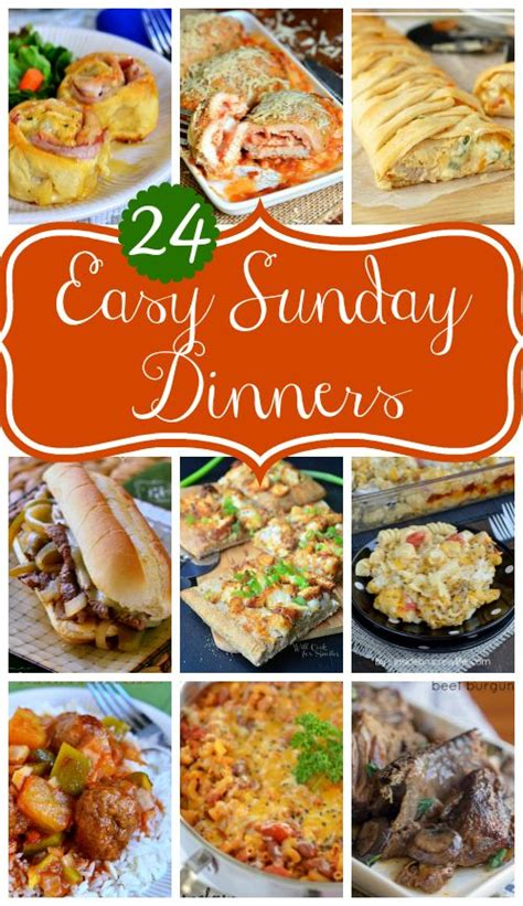 top ten sunday dinners best 25 sunday dinner ideas on recipe pasta zucchini bacon pasta with
