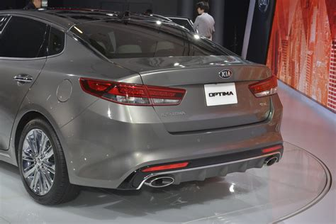Where Is The Kia Optima Manufactured Could The 2016 Kia Optima Still Be Missing Something