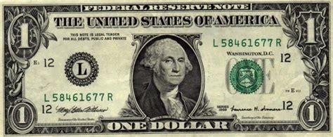 imagenes ocultas del billete de un dolar 11 curiosidades del d 243 lar americano usd 161 ent 233 rate