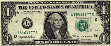 imagenes ocultas en el billete de un dolar 11 curiosidades del d 243 lar americano usd 161 ent 233 rate