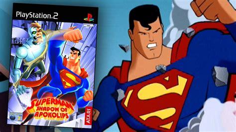 Superman Shadow superman shadow of apokolips let s play friday