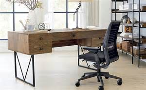 crate and barrel office desk home office furniture crate and barrel