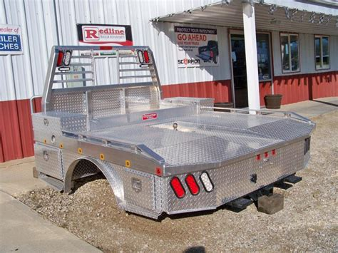 flatbed truck bed custom aluminum truck beds autos post