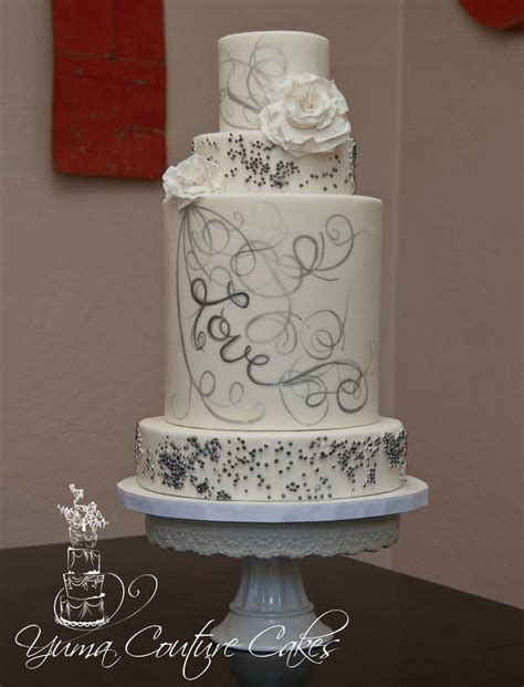 25  best ideas about Half And Half Wedding Cakes on