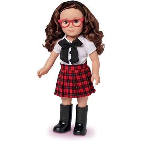 doll mart my as 18 quot school doll walmart