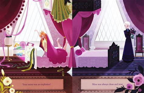 Elsa Bedroom by And Elsa S Bedroom By Fantasygerard2000 On Deviantart