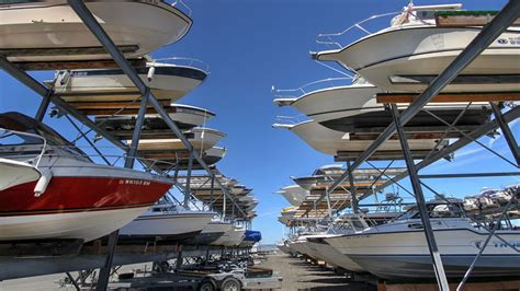 marina one boat storage port of edmonds dry storage