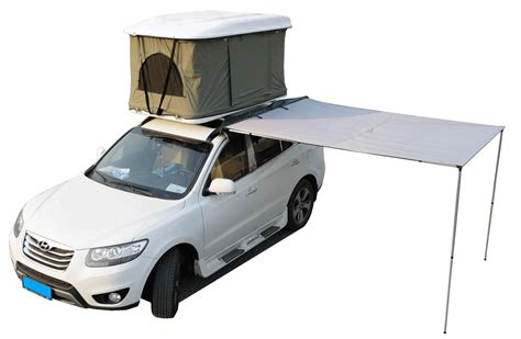car roof awning car side awning roof tent awning waterproof suppliers