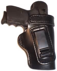 inside the waistband concealed carry holster ruger lc9 with lasermax laser heavy duty black right hand