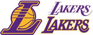 lakers colors logo los angeles lakers