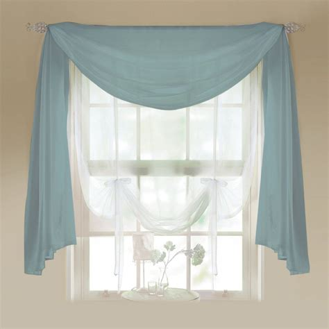 washing voile curtains stunning plain colour soft fold voile window scarves scarf