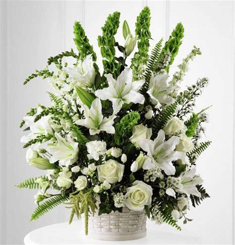 Funeral Flower Arrangements by In Our Thoughts Arrangement Kremp