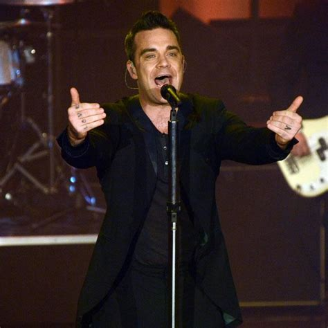 Williams Reunited With robbie williams reunites with take that