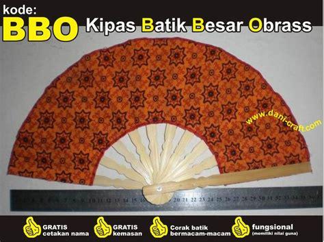 Souvenir Kipas Besar souvenir kipas batik besar obrass bbo souvenir pernikahan