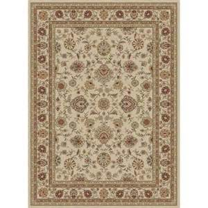 Home Depot Area Rugs 8x10 Tayse Rugs Elegance Ivory 7 Ft 6 In X 9 Ft 10 In Traditional Area Rug 5142 Ivory 8x10 The