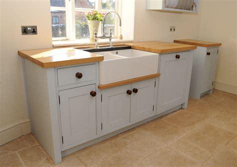 kitchen sink unit free standing kitchen furniture the bespoke furniture company