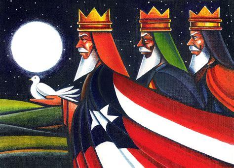 imagenes navidad boricua 3 reyes magos by tcortes on deviantart