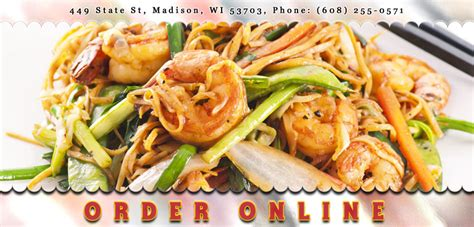Asian Kitchen Wi by Asian Kitchen Order Wi 53703