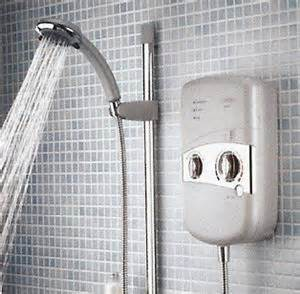shower point of use water heater
