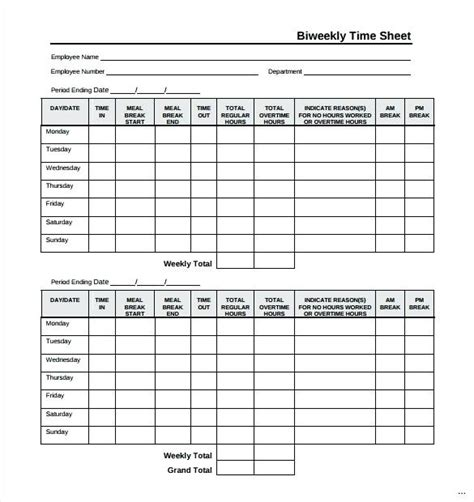 Semi Monthly Time Card Template by Semi Monthly Time Card Template Keni Candlecomfortzone