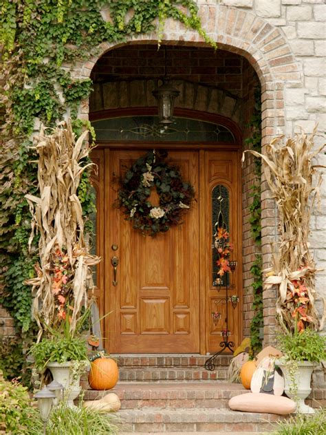 diy outdoor fall decorations fall decorating for the front yard diy landscaping
