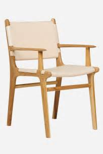 leather dining carver chair flat teak