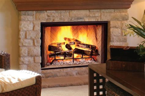 Wood Burning Open Fireplace wood burning fireplace the chimney king of new