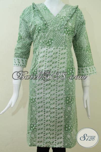 batik busana resmi wanita modern yang ingin til cantik dan trendy dress baju batik
