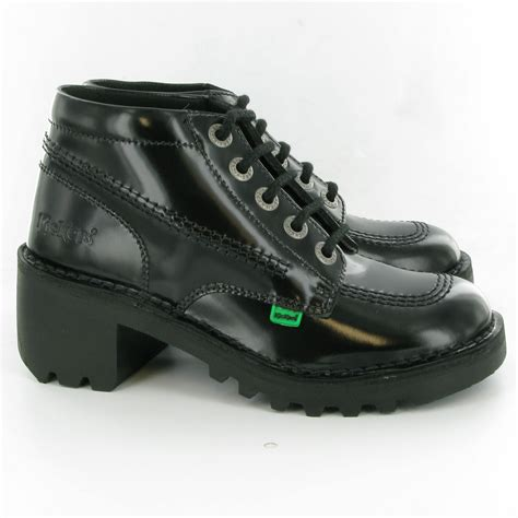 Kicker Boot 1 kickers kopey hi boots in black