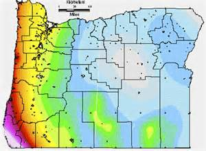 map of oregon earthquake fault lines fault lines in eastern oregon pictures to pin on